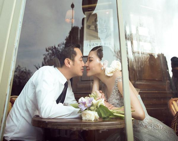 """Ảnh cưới đẹp tới nín thở của """"mỹ nữ Vũng Tàu đi xe 70 tỷ"""" bên đại gia hơn 18 tuổi - 5"""