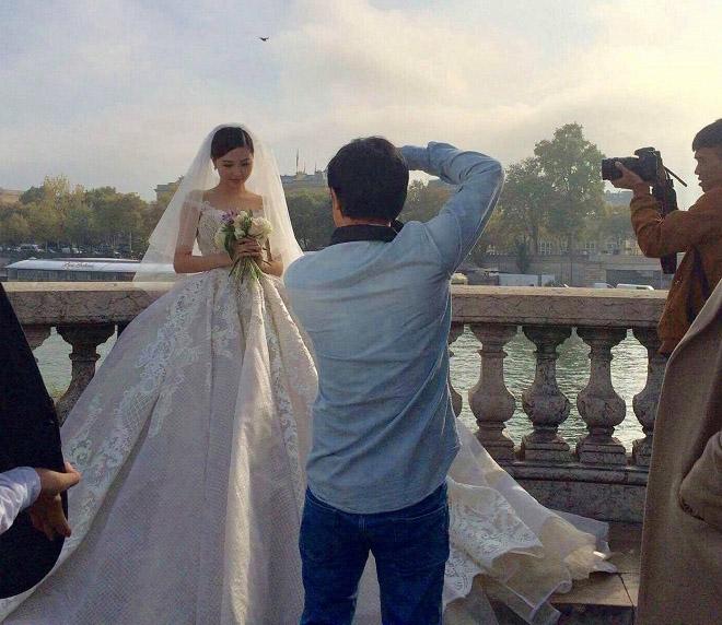 """Ảnh cưới đẹp tới nín thở của """"mỹ nữ Vũng Tàu đi xe 70 tỷ"""" bên đại gia hơn 18 tuổi - 11"""