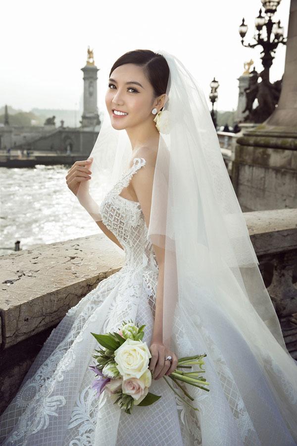 """Ảnh cưới đẹp tới nín thở của """"mỹ nữ Vũng Tàu đi xe 70 tỷ"""" bên đại gia hơn 18 tuổi - 8"""