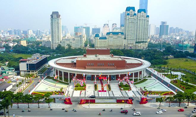 Có gì trong Cung hữu nghị Việt - Trung trị giá 800 tỉ ở Hà Nội? - 1