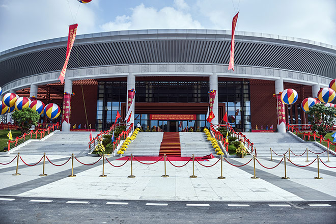 Có gì trong Cung hữu nghị Việt - Trung trị giá 800 tỉ ở Hà Nội? - 3