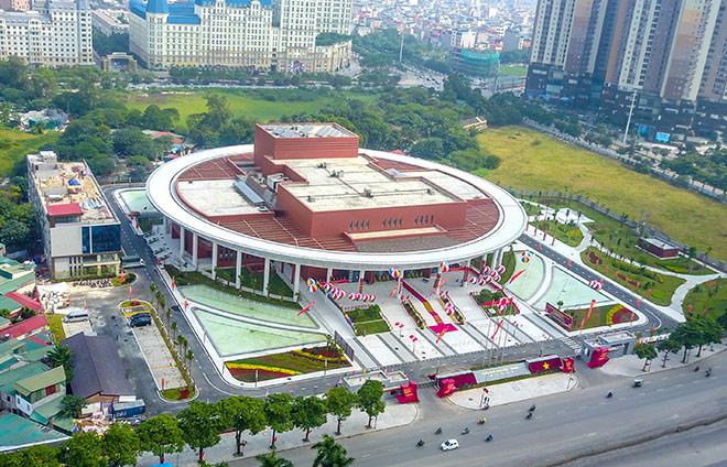 Có gì trong Cung hữu nghị Việt - Trung trị giá 800 tỉ ở Hà Nội? - 4