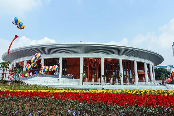 Có gì trong Cung hữu nghị Việt - Trung trị giá 800 tỉ ở Hà Nội? - 5