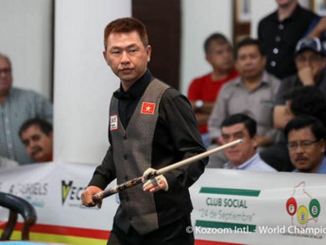 Chấn động bi-a Việt: Minh Cẩm đi cơ khủng, hạ hết nhà vô địch thế giới - 3