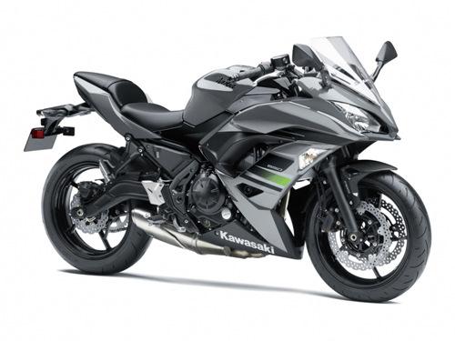 Kawasaki Ninja 650 KRT đồ họa thể thao hơn ra mắt - 2