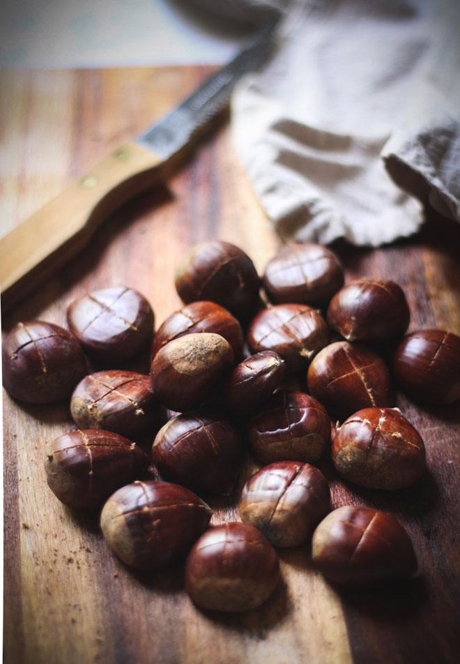 Cách rang hạt dẻ bở tung, thơm phức ai ăn cũng ghiền - 2