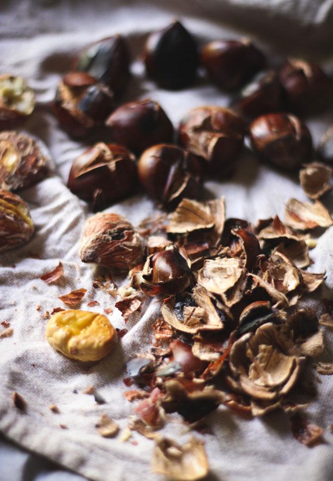 Cách rang hạt dẻ bở tung, thơm phức ai ăn cũng ghiền - 5
