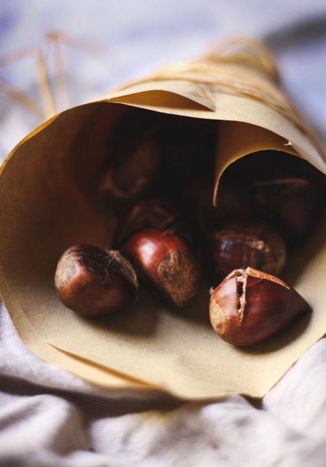 Cách rang hạt dẻ bở tung, thơm phức ai ăn cũng ghiền - 6