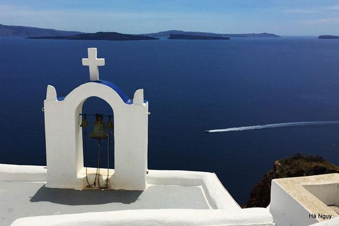 """Santorini - Những điều nhất định phải biết về """"hòn đảo của các thiên thần"""" - 5"""