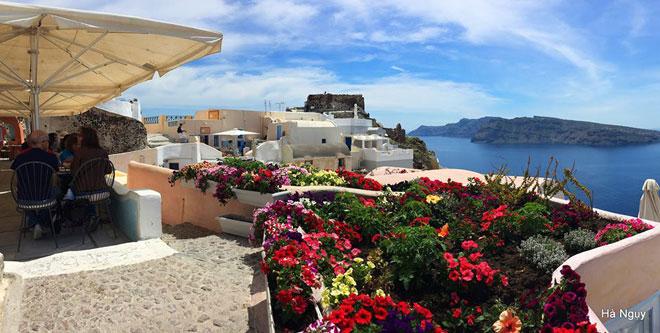 """Santorini - Những điều nhất định phải biết về """"hòn đảo của các thiên thần"""" - 8"""