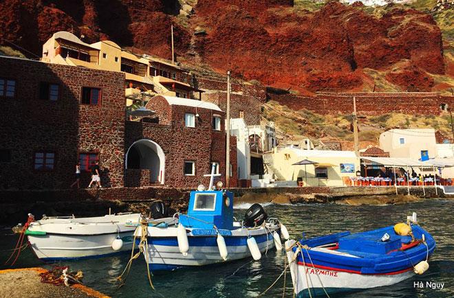 """Santorini - Những điều nhất định phải biết về """"hòn đảo của các thiên thần"""" - 13"""