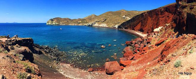 """Santorini - Những điều nhất định phải biết về """"hòn đảo của các thiên thần"""" - 21"""