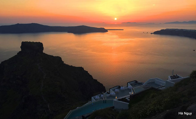 """Santorini - Những điều nhất định phải biết về """"hòn đảo của các thiên thần"""" - 28"""