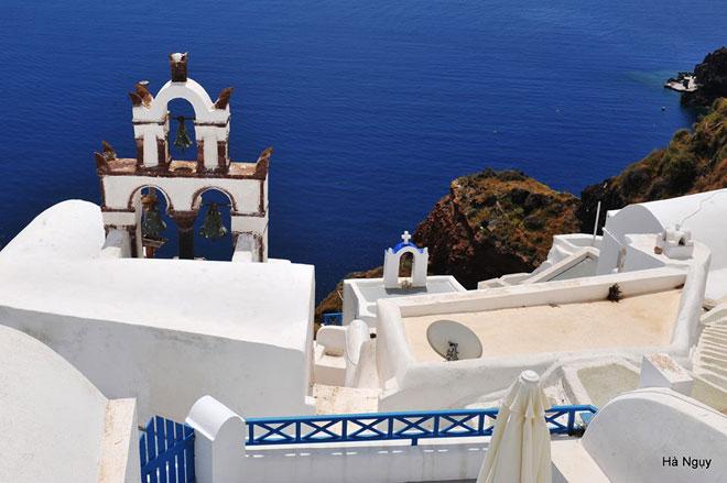"""Santorini - Những điều nhất định phải biết về """"hòn đảo của các thiên thần"""" - 29"""