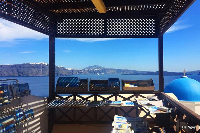 """Santorini - Những điều nhất định phải biết về """"hòn đảo của các thiên thần"""" - 24"""