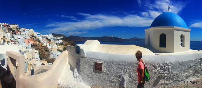 """Santorini - Những điều nhất định phải biết về """"hòn đảo của các thiên thần"""" - 26"""