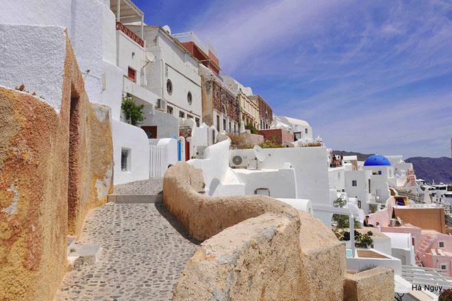 """Santorini - Những điều nhất định phải biết về """"hòn đảo của các thiên thần"""" - 30"""