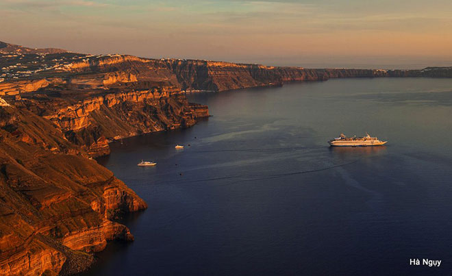 """Santorini - Những điều nhất định phải biết về """"hòn đảo của các thiên thần"""" - 25"""