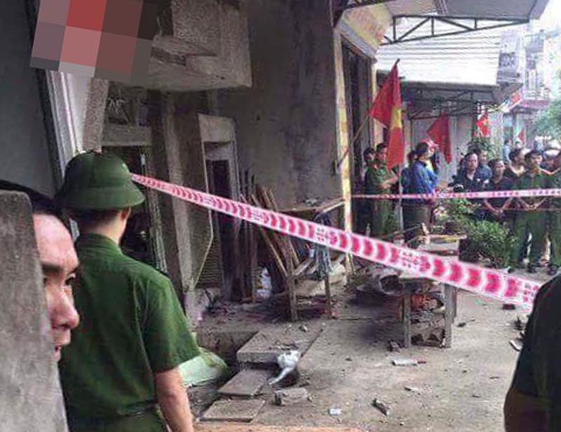 Nhân chứng kể lại vụ nổ kinh hoàng ở Thái Nguyên - 1