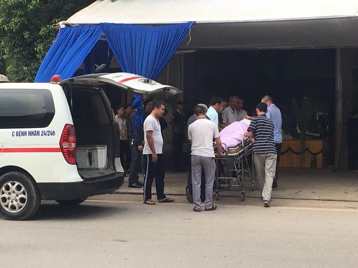 Nhân chứng kể lại vụ nổ kinh hoàng ở Thái Nguyên - 2