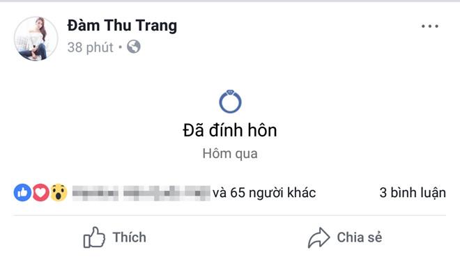 Ký tên Cường Trang: Đàm Thu Trang chính thức là bạn gái Cường Đô La - 4