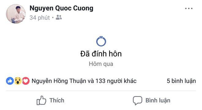 Ký tên Cường Trang: Đàm Thu Trang chính thức là bạn gái Cường Đô La - 5