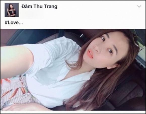 Ký tên Cường Trang: Đàm Thu Trang chính thức là bạn gái Cường Đô La - 6
