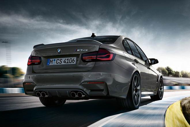 BMW M3 CS: Sedan hiệu suất cao đặc biệt - 2