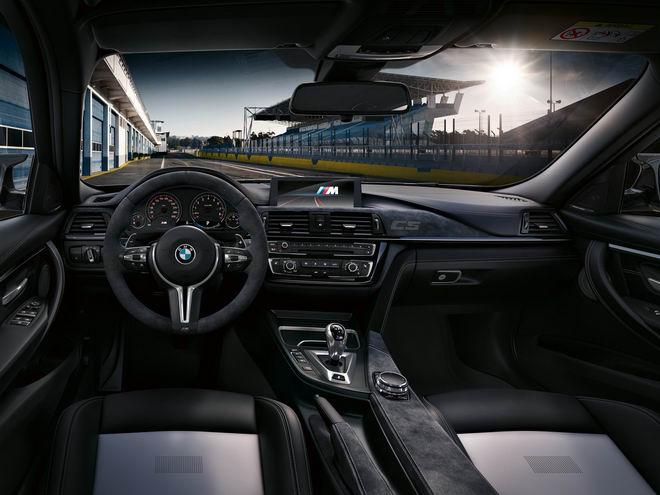 BMW M3 CS: Sedan hiệu suất cao đặc biệt - 3