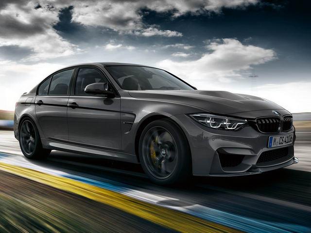 BMW M3 CS: Sedan hiệu suất cao đặc biệt - 1