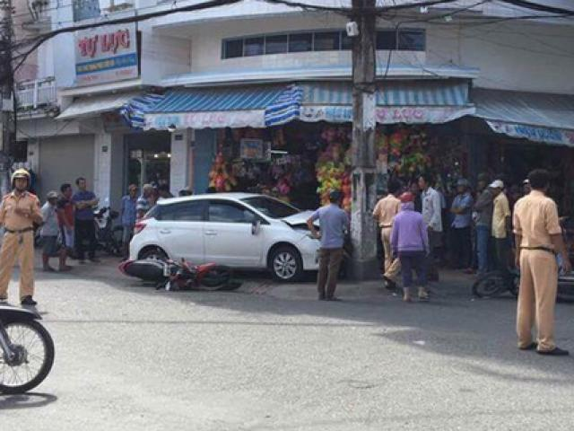 Tình tiết mới vụ ô tô vi phạm bị giữ vẫn chạy ra ngoài gây tai nạn