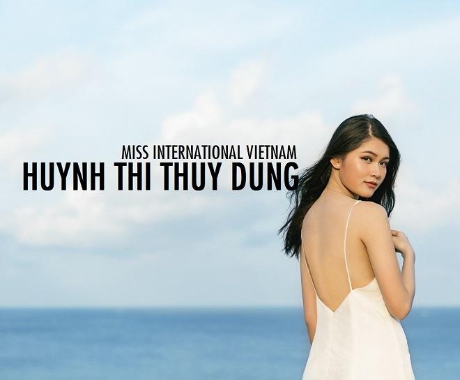 Đối thủ sexy cỡ này, cơ hội nào cho Thùy Dung tại Hoa hậu Quốc tế? - 1