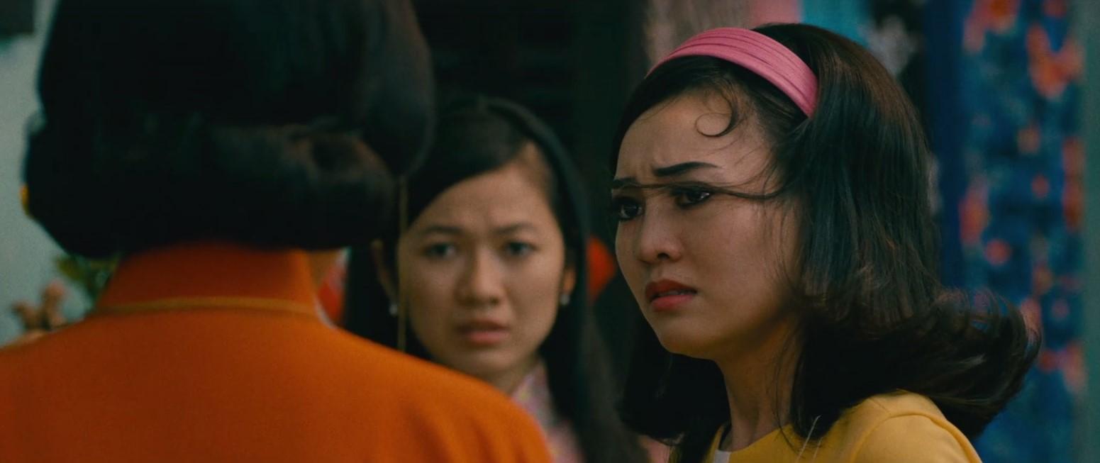 """""""Người phụ nữ bí ẩn"""" làm lu mờ Vân Ngô, Lan Ngọc trong """"Cô Ba Sài Gòn"""" - 1"""