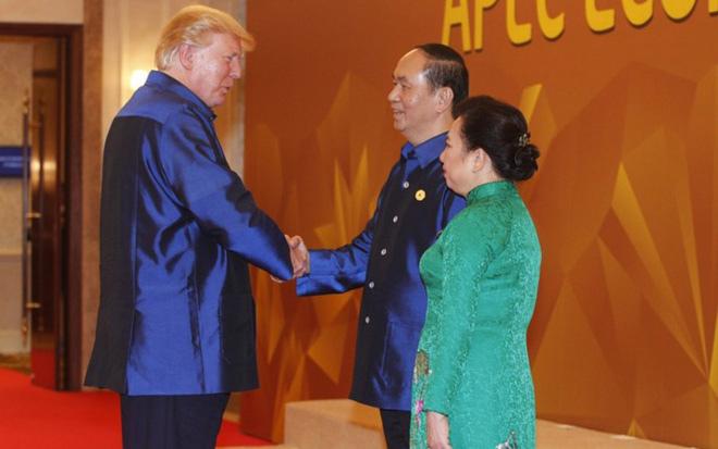 Bí mật về bộ trang phục mà Chủ tịch nước tặng các nhà lãnh đạo APEC - 3