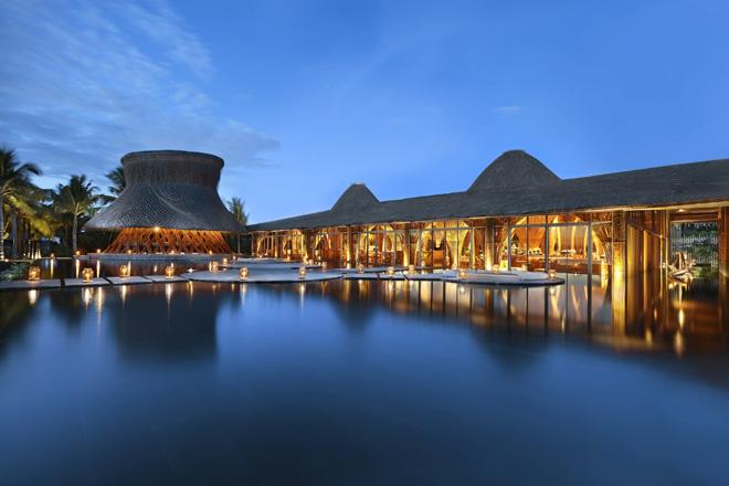 Cận cảnh Resort nơi đón tiếp các đệ nhất phu nhân tham dự APEC - 2
