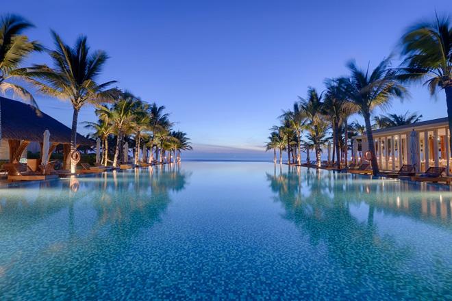 Cận cảnh Resort nơi đón tiếp các đệ nhất phu nhân tham dự APEC - 3