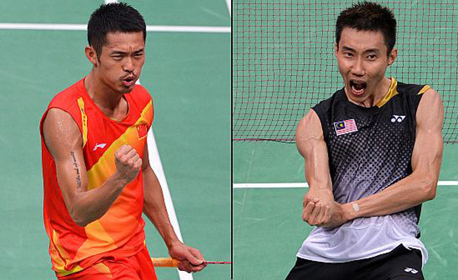 """Cầu lông toàn sao: Lin Dan """"dọa"""" Lee Chong Wei, """"quần hùng tranh bá"""" - 1"""