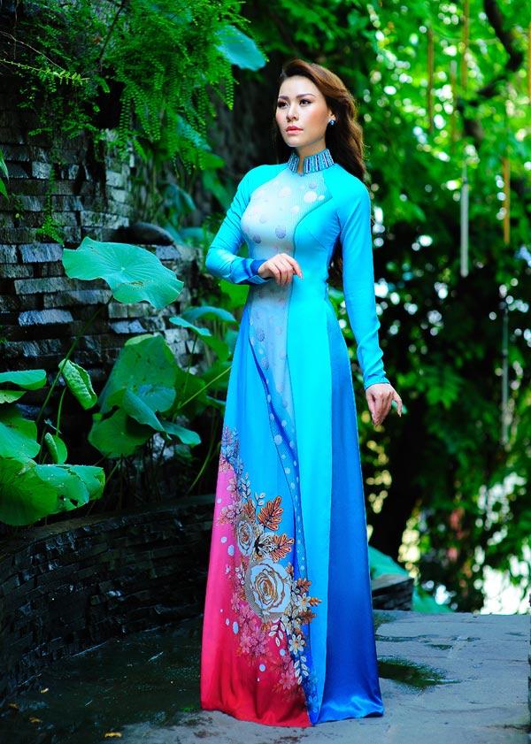 Áo dài Thái Tuấn khuyến mãi mừng ngày Nhà giáo Việt Nam - 7