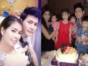 Vợ kém 8 tuổi của Quách Thành Danh sinh liên tiếp bốn con để chiều chồng