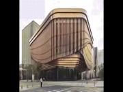 Thế giới - Tòa nhà tự thay đổi hình dáng mỗi giờ ở Trung Quốc
