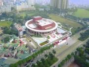 Có gì trong Cung hữu nghị Việt - Trung trị giá 800 tỉ ở Hà Nội?