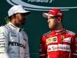 """Bảng xếp hạng đua xe F1 - Brazilian GP: Vettel """"lên đỉnh"""", Hamilton vẫn trăn trở"""