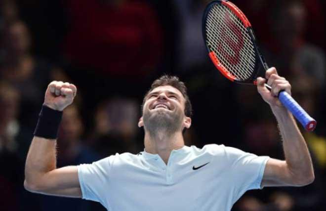 Thiem - Dimitrov: Set 3 căng tột độ (ATP Finals 2017) - 1