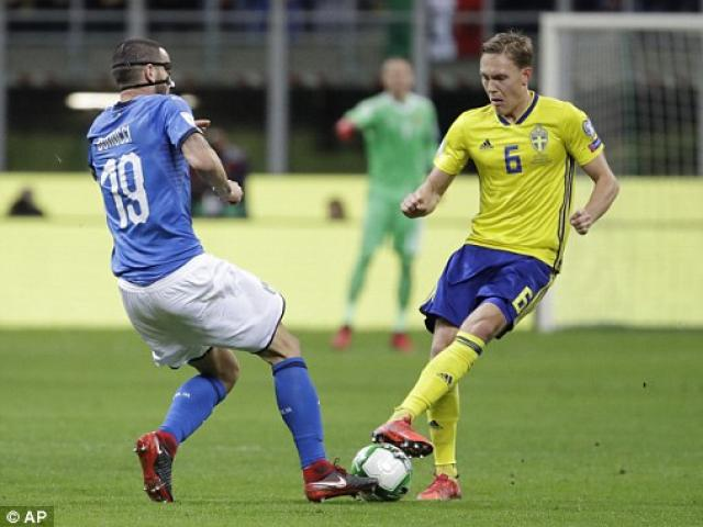 """Italia lỡ hẹn World Cup 2018: Báo chí gọi HLV Ventura """"vô liêm sỉ"""" - 6"""