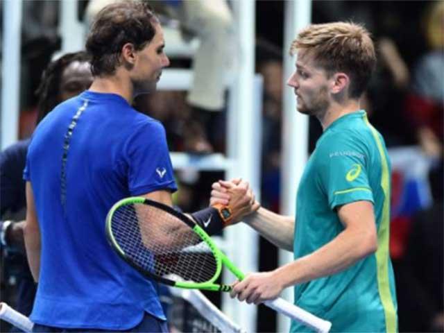"""ATP Finals ngày 3: Zverev quyết hạ Federer, đòi nợ cho """"sư phụ"""" - 3"""