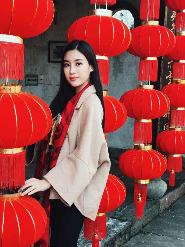 Loạt ảnh ít ỏi của Mỹ Linh tại Hoa hậu Thế giới 2017 - 10