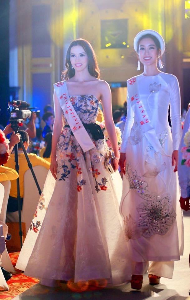 Loạt ảnh ít ỏi của Mỹ Linh tại Hoa hậu Thế giới 2017 - 5