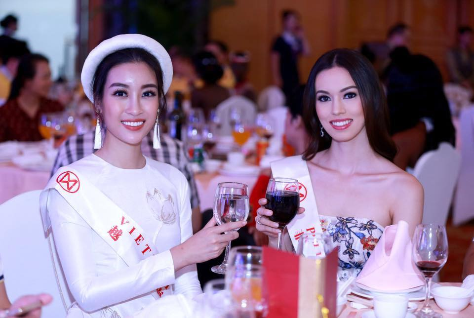 Loạt ảnh ít ỏi của Mỹ Linh tại Hoa hậu Thế giới 2017 - 4