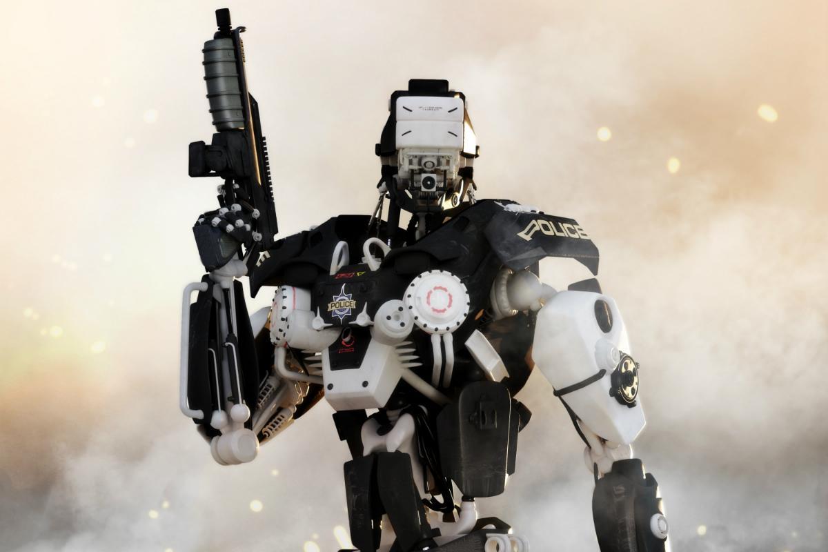 Robot bé bằng lòng bàn tay có khả năng giết người vô cùng đáng sợ - 1