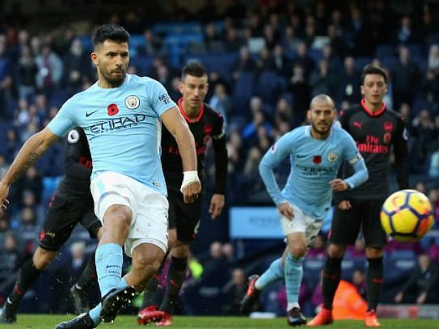 """Man City - Pep """"vô đối"""": Wenger cười khẩy, Mourinho tuyên bố lật ngôi"""